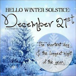 happy winter solstice ! | [ Winter Clothing ] | Pinterest