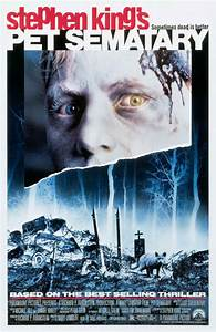 Pet Sematary Movie Posters From Movie Poster Shop