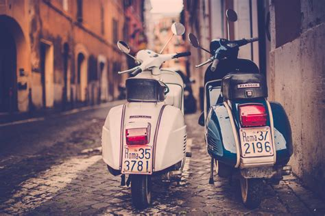 Vespa Gts 4k Wallpapers by Frith Photographer Photo Moped Scooter Piaggio Retro