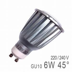 Ampoule Led Dimmable Gu10 : ampoule led gu10 6w high power boutique officielle lbimp ~ Edinachiropracticcenter.com Idées de Décoration