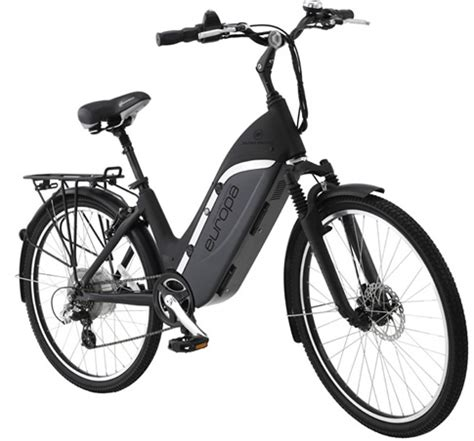 Electric Motors Europe by New Zero Emissions Electric Commuter Bike The A2b
