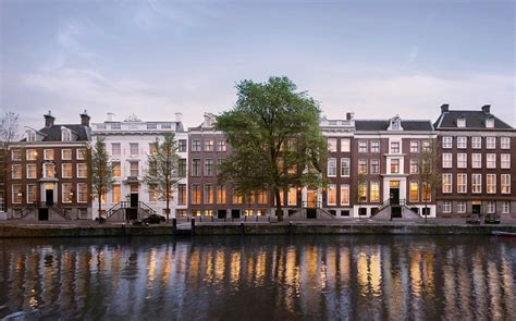 the best canal hotels in amsterdam telegraph travel