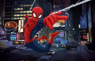 Bajo La Mascara El Estreno De Ultimate Spiderman