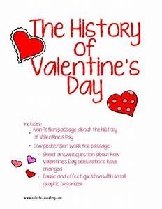 History of Valentine's Day Reading Comprehension by ...