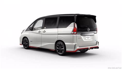 Nissan Serena Gets Nismo Treatment…you Want One? Drive