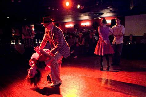 Swing Dance Clubs Go Retro In New York City  The New York