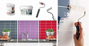 Recouvrir Carrelage Sol Avec Résine : comment appliquer une r sine sur un carrelage mural ~ Dailycaller-alerts.com Idées de Décoration