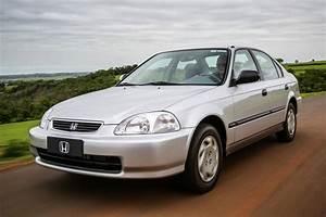 Andamos No Primeiro Honda Civic Feito No Brasil  20 Anos Atr U00e1s