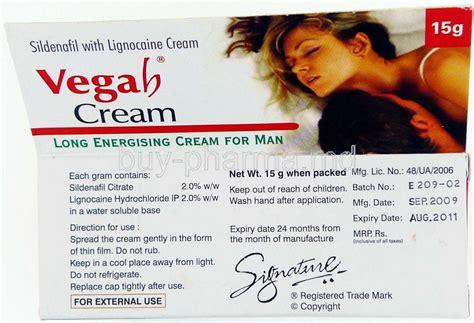 buy sildenafil lignocaine cream  vegah cream