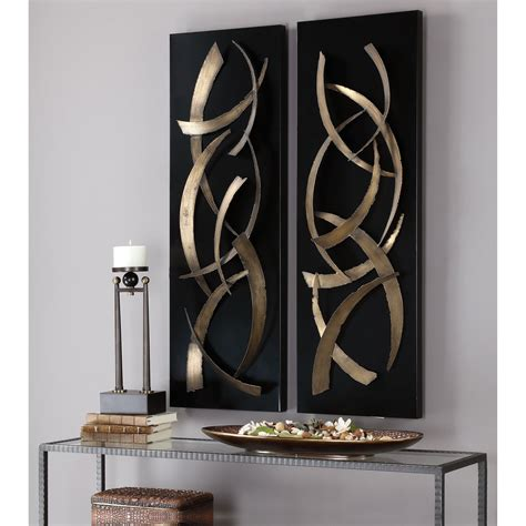 Browse other items in the alternative wall decor collection from wayside furniture in the akron, cleveland, canton, medina, youngstown, ohio area. Uttermost Alternative Wall Decor Brushstrokes Metal Wall ...