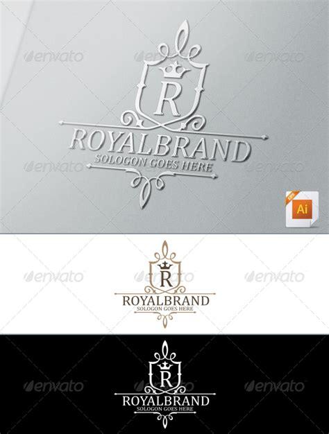 royal brand logo  classy logos branding design logo logo inspiration vintage