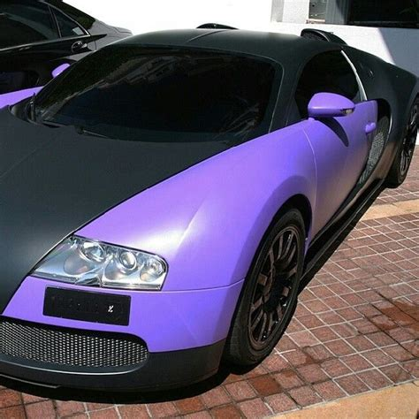 The new edition comes in two guises: Purple Bugatti~ | Bugatti veyron, Bugatti, Veyron