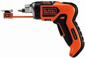 Akkuschrauber Black Und Decker : black decker 4v smartselect screwdriver review ~ Orissabook.com Haus und Dekorationen