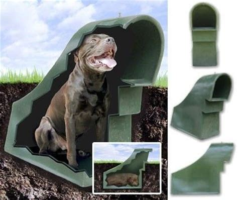 will a heat l keep a dog warm a dog house underground great way to keep your dog cool