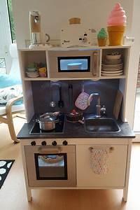 Kinderküche Holz Ikea : diy kochen wie die mama unsere ikea duktig spielk che mama graphics blog ikea hack ~ Markanthonyermac.com Haus und Dekorationen