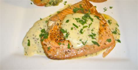 salmon   bengali mustard sauce recipe dishmaps