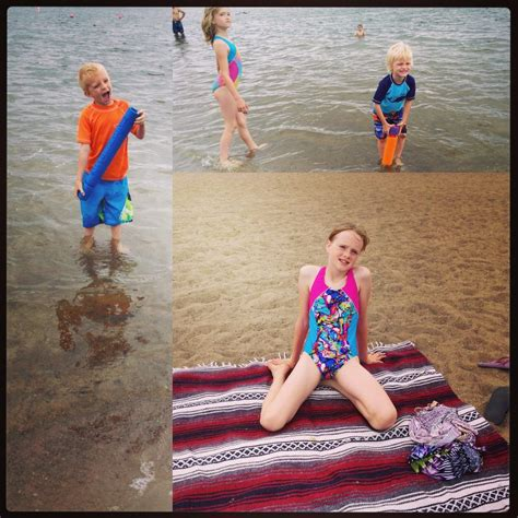 Lake Nokomis Main Beach Sandy Fun For Everyone Family