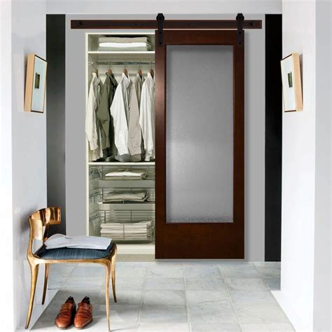 Depot Glass Doors Interior by Steves Sons 24 In X 84 In Modern Lite Glass
