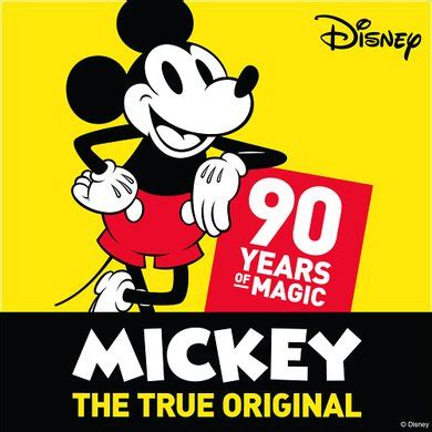 mickey mouse 90 years of magic sale