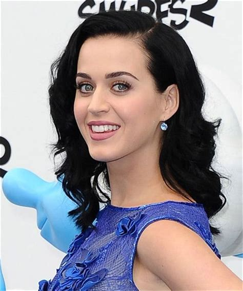 17 Best Images About Katy Perry Hairstyles On Pinterest