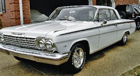 Chevrolet Impala 1962 Review, Amazing Pictures And Images