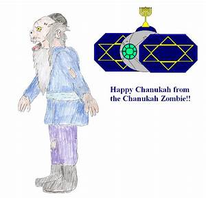 the chanukah by dinalfos5 on deviantart