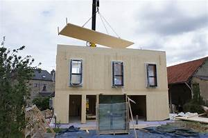 affordable plan chantier maison passive architecte with With prix gros oeuvre maison
