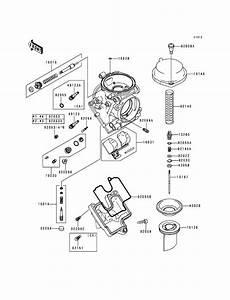 John Deere X320 Carburetor