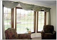 large window treatments Scarf Window Treatment Pictures and Ideas