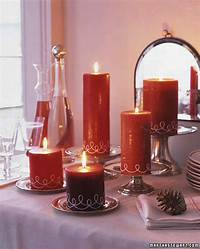 decorating with candles Swirled-String Candles | Martha Stewart