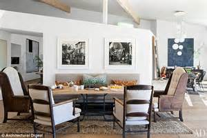 Instyle's Home Y Design : Patrick Dempsey And Jillian Fink List Their Malibu Home