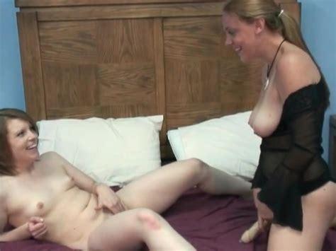 Dildo Makes The Amateur Lesbian Sex Scene Sexy Dildo Porn