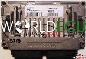 Ecu Automatic Gearbox Renault Megane 2 0 Siemens