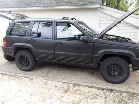 jeep grand cherokee laredo build thread zom