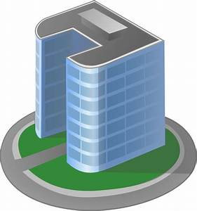Company Building Clipart (57+)