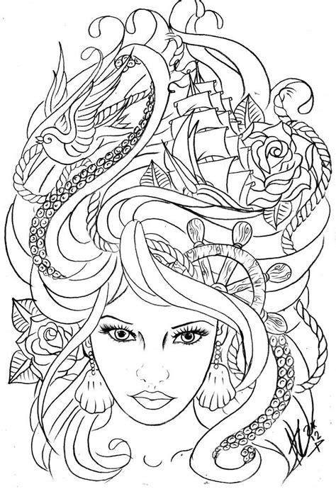Pin by Elisabeth Quisenberry on Color Her Pretty ♥ | Tattoo drawings, Tattoo designs, Tattoo