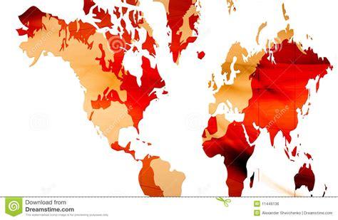 Kontinentar stock illustrationer. Illustration av medf8ort ...