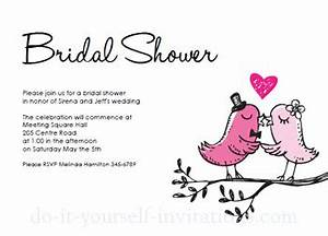 free printable bridal shower invitations With wedding shower cards printable