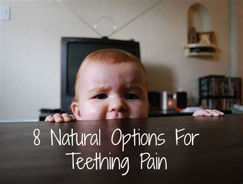 Teething Pain 8 Natural Soothing Options Motherwise