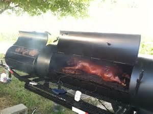 Custom BBQ Smoker Grill