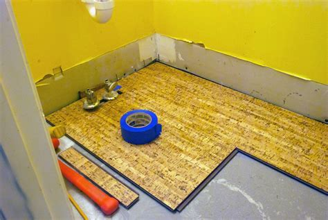 Cork Flooring Bathroom   [audidatlevante.com]