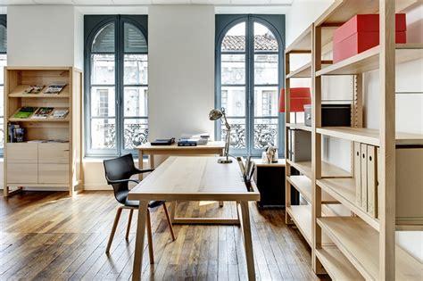 all du bureau bureau naturel bois massif 150 cm contemporary home