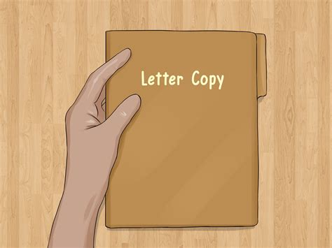 How To Write A Letter To Your Attorney (with Pictures