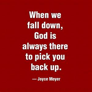 Joyce Meyer Quotes On Strength  Quotesgram