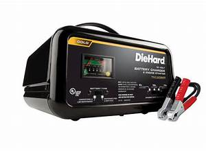Diehard 75  12  2 Amp Battery Charger