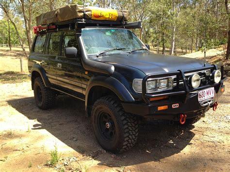 toyota landcruiser gxl  series  camper  cars