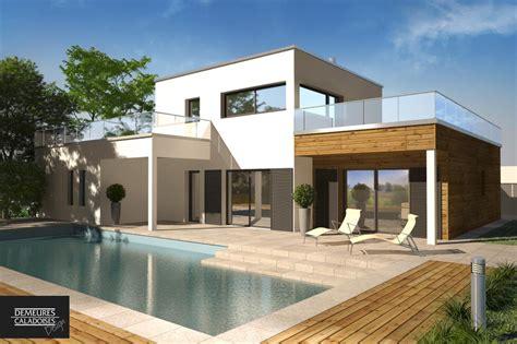 plan maison 4 chambres plain pied maison design bermudes maison contemporaine à étage