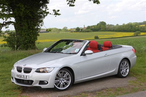 Bmw 3-series Convertible Review (2007