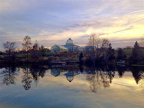 happy winter solstice lewis ginter botanical garden