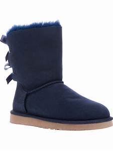 Ugg Boots : ugg bailey bow boot in blue navy lyst ~ Eleganceandgraceweddings.com Haus und Dekorationen